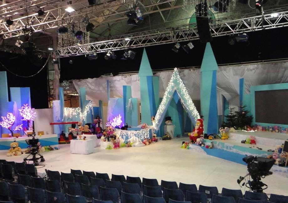 RTE Toy Show Set 2014