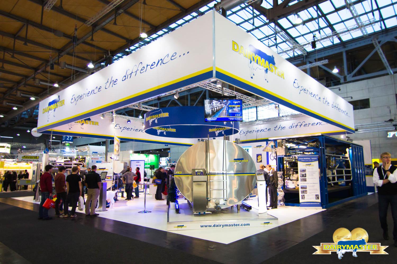 Dairymaster Exhibition Stand