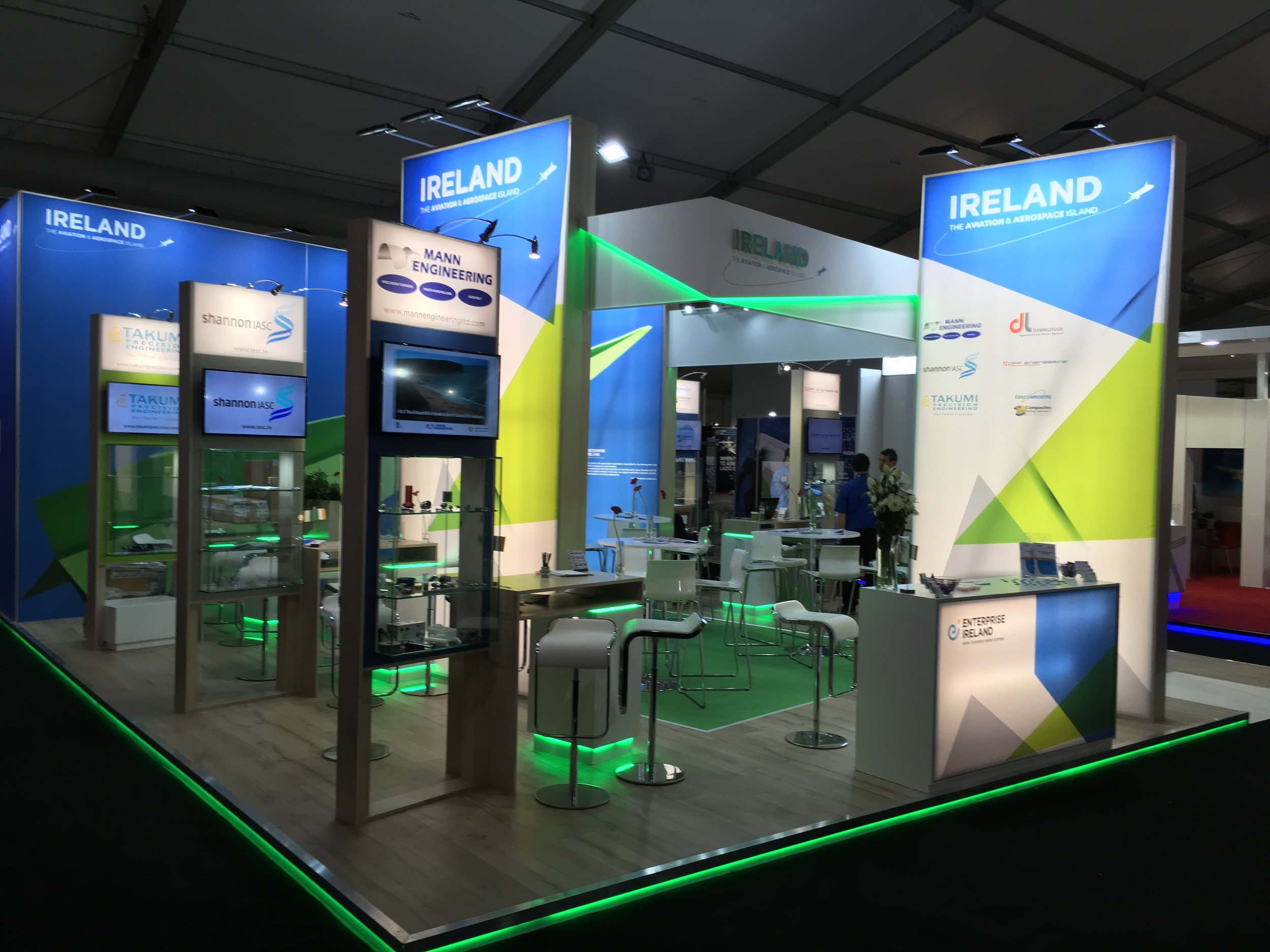 International Exhibition Stands