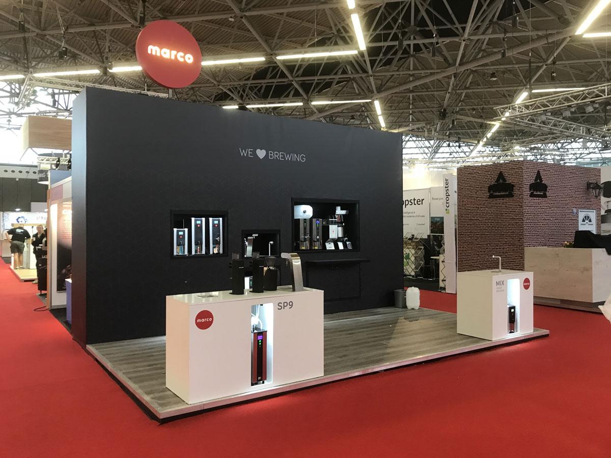 World of Coffee 2018