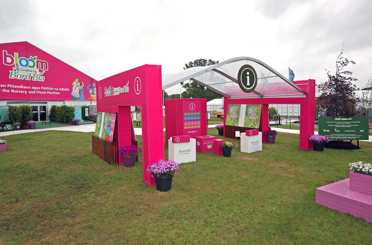 Bord Bia at Bloom in the Park