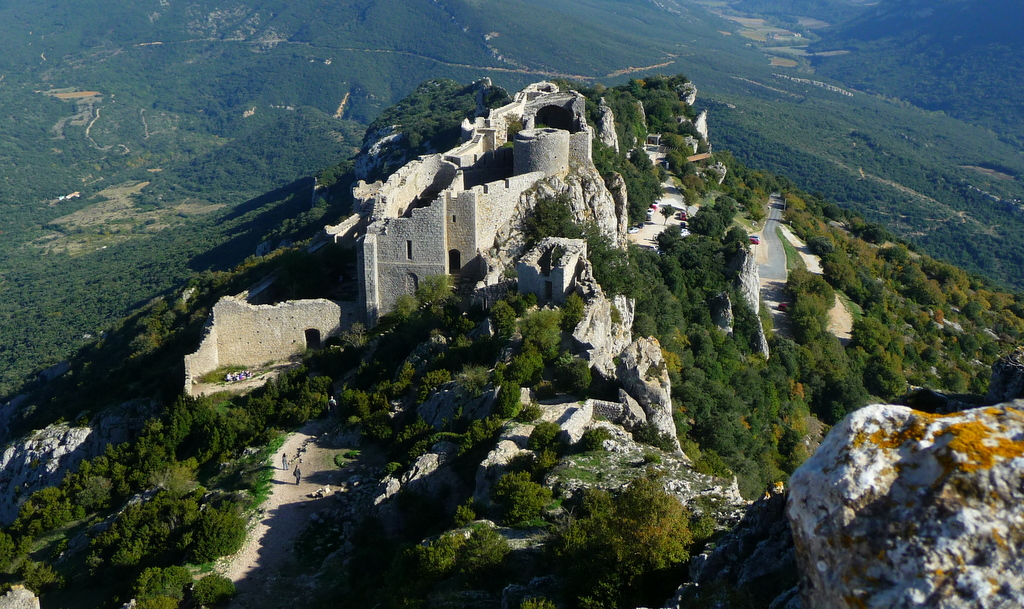 Climb a Cathar Castle… - Take a picnic and drive out to explore the best of Cathar country