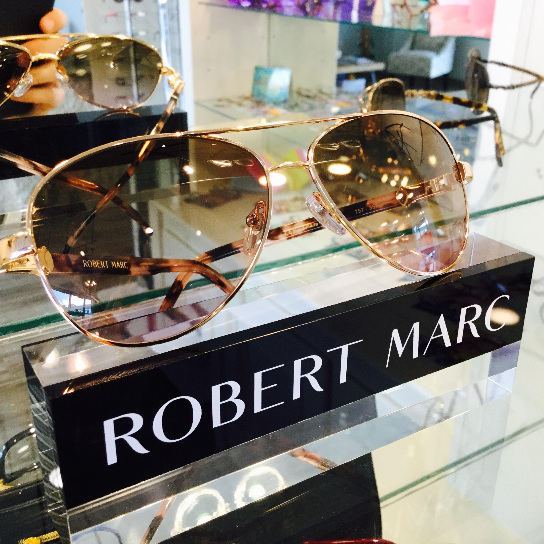 Robert Marc Aviator Sunglasses!