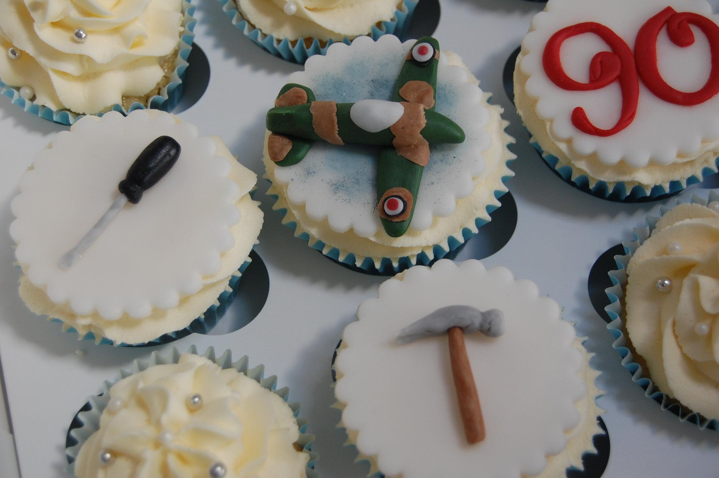 90th Birthday Spitfire and DIY
