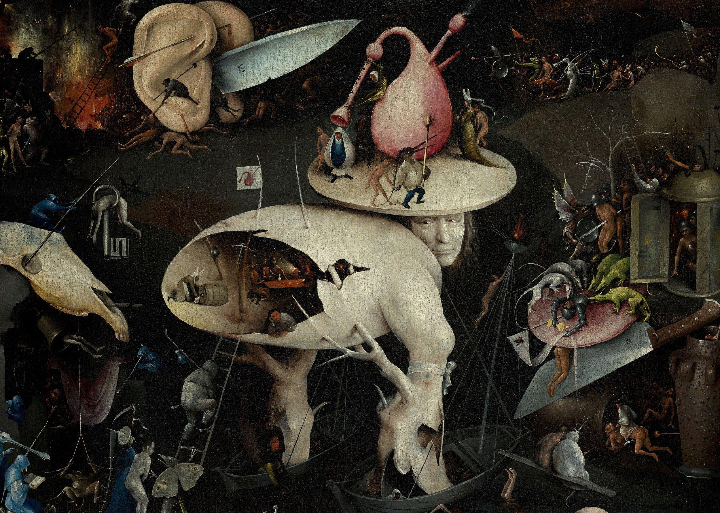 2016 — Jheronimus Bosch, de Tuin der Lusten — Website