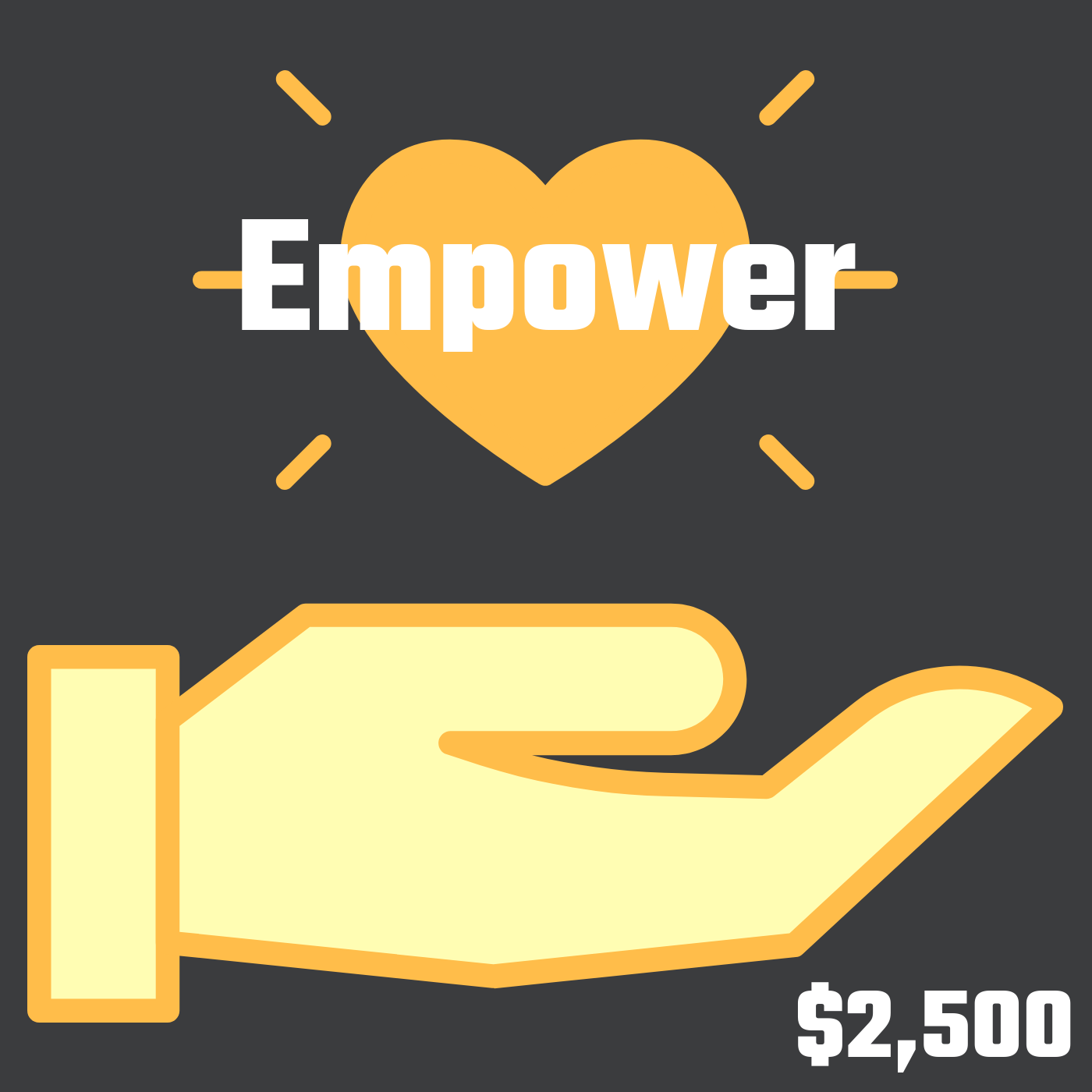 "Empower ($2,500+) - Wow! You are truly a champion of change; we see that and we want to help others see that too. You're changing the world by truly backing the stories we need to share more of. Benefits for Empower Patrons include everything from the previous packages and:- a produced Youtube video highlighting you and your organization- a 1 week social media takeover (rather than 1 day) including daily posts and engagement from us- top billing (""presented by…"" YOU!)- your name or organization's logo featured on the film episodes- opportunity to contribute a letter from you or your organization to the 20s and Change Digital Storybook, an online content compilation we share at the end of 20s and Change"