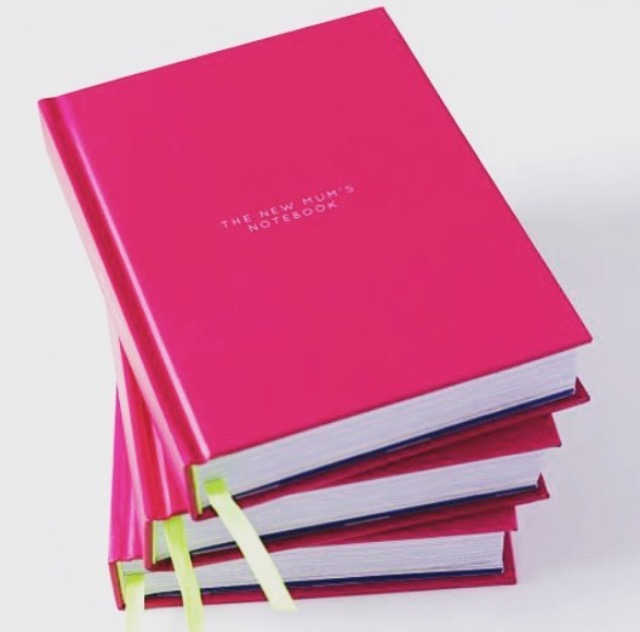 You can buy the The New Mum's Notebook for £25.00 which includes 1st Class Delivery