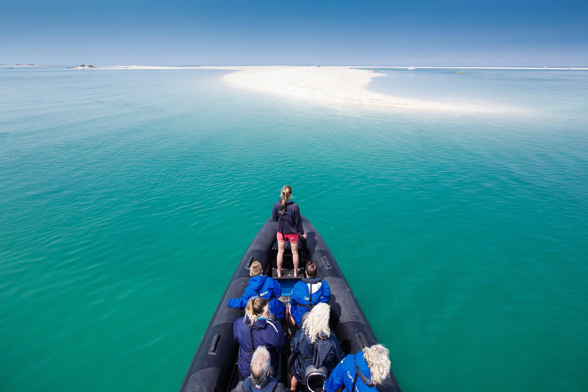 Minquiers Sandbanks  -  Andy le gresley photography