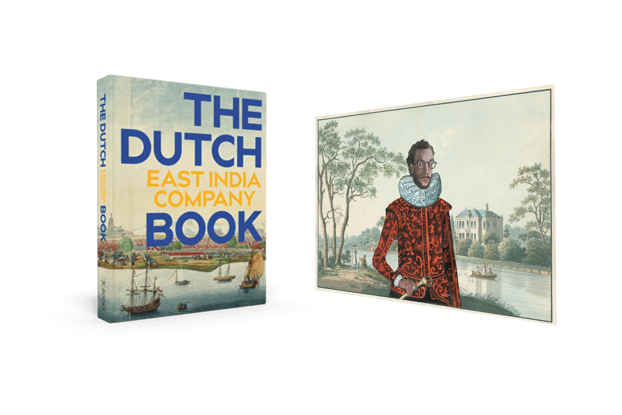 "Publication in ""The Dutch East India Company Book', Wbooks, 2017"