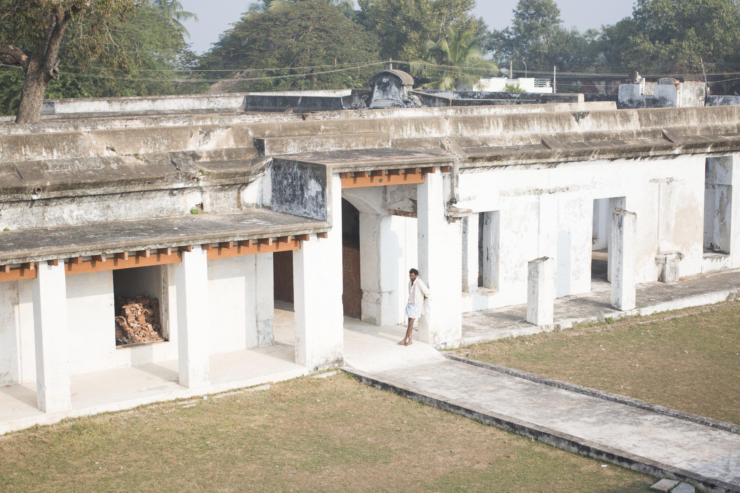 Research in Machilipatnam, India, 2017