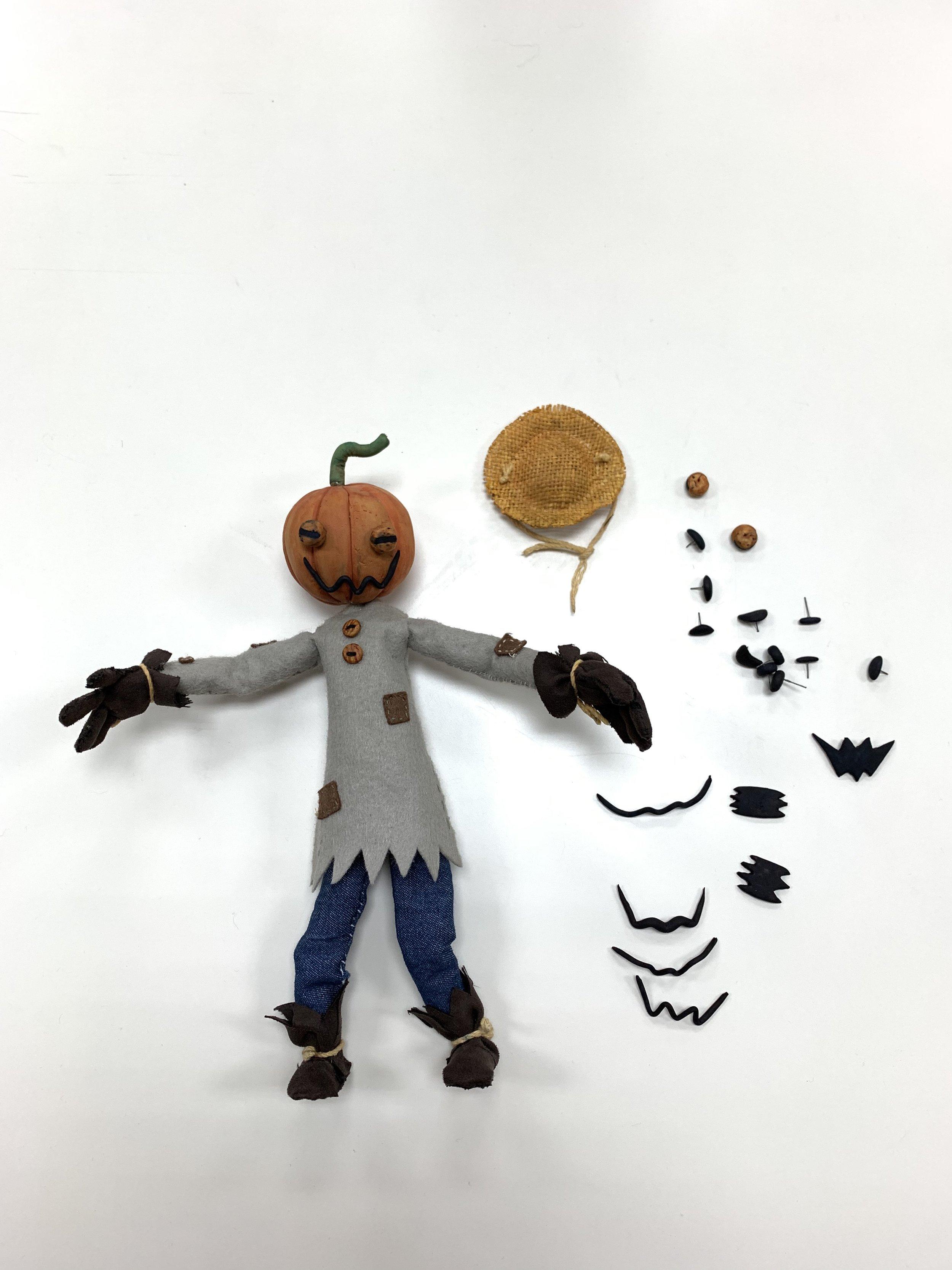 偶動畫製作 -  Puppet Animation, 四動二A D06370684 鄭亞庭