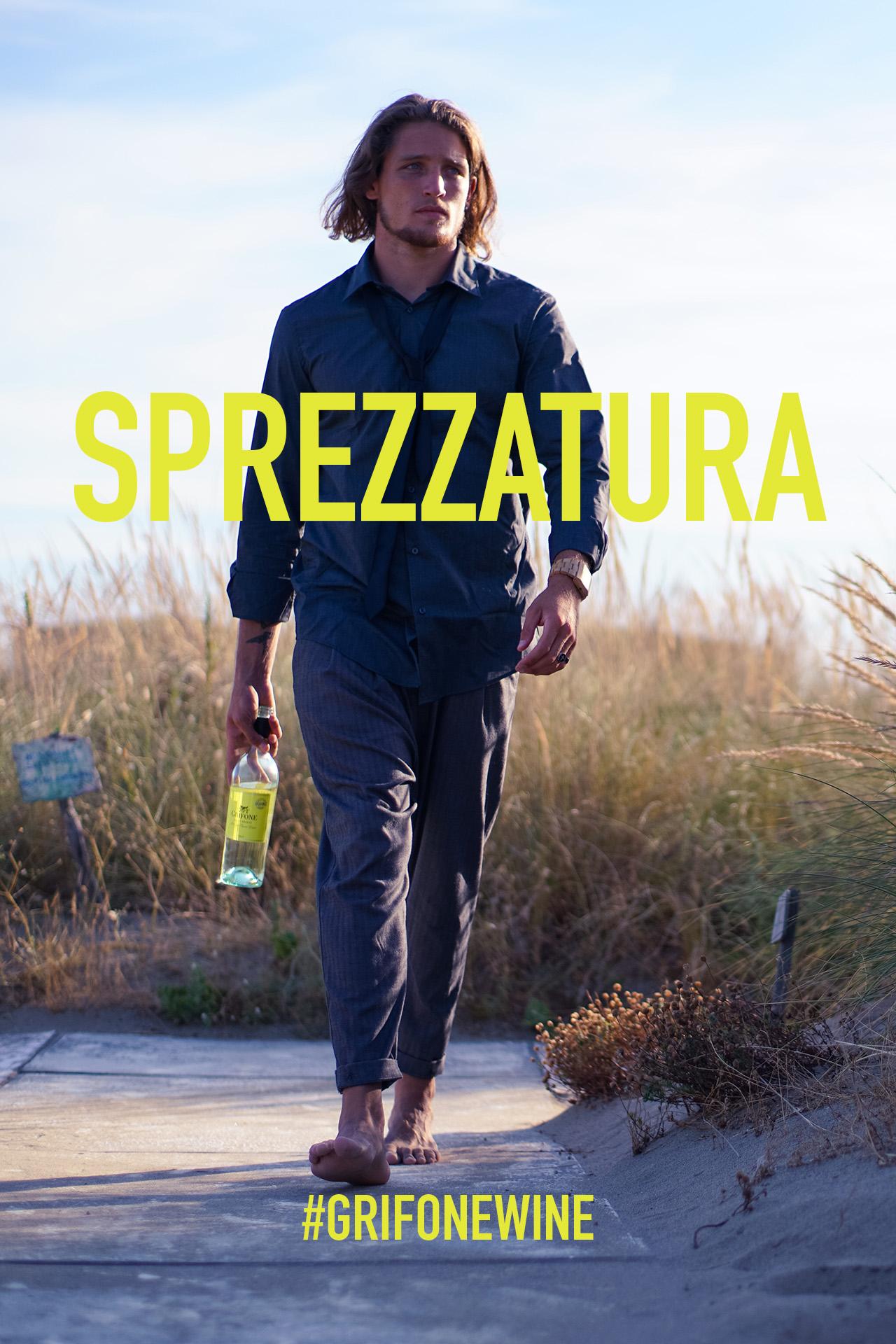 Sprezzatura-italian style and wine-#grifonewine
