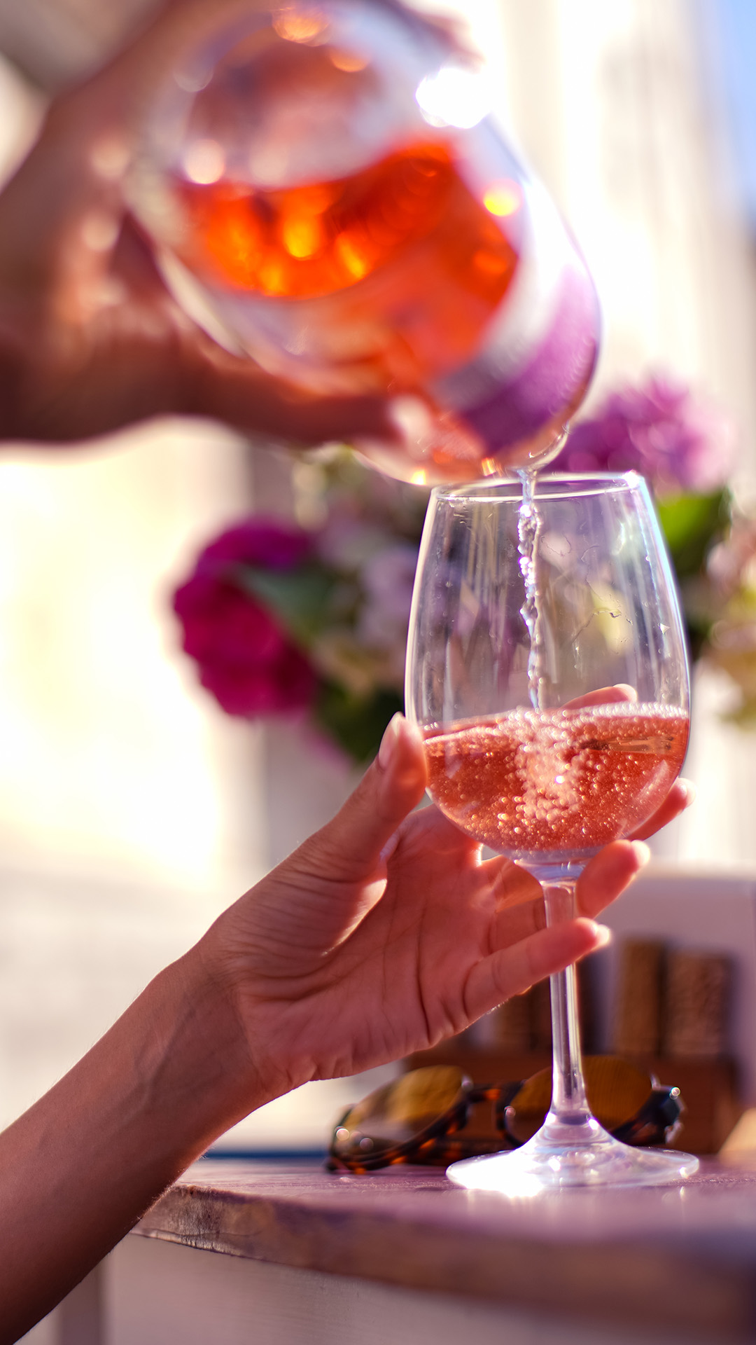 the only 8 things to know about GRIFONE rosè #wineofitaly