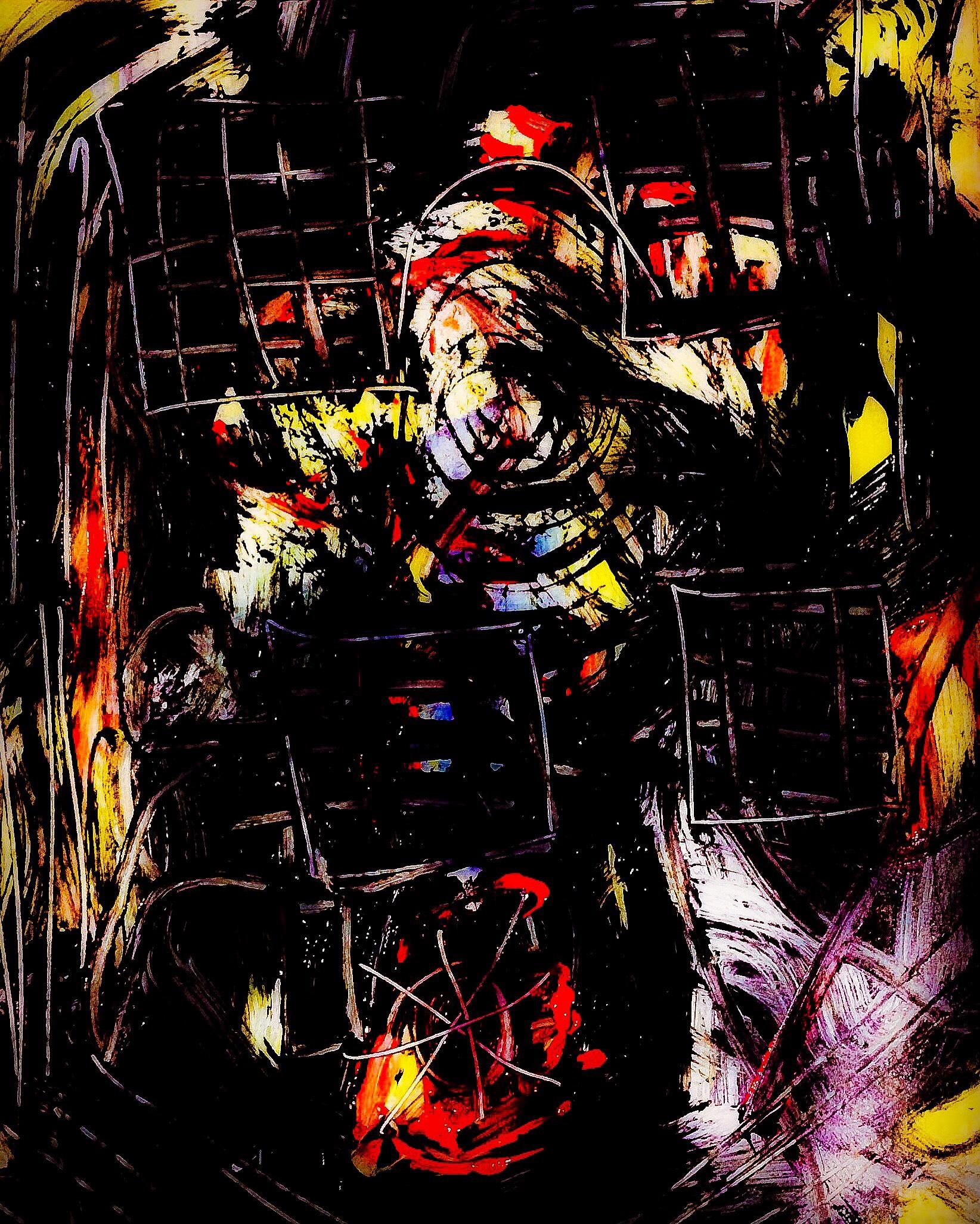 Clown Machine (intrusive thoughts)