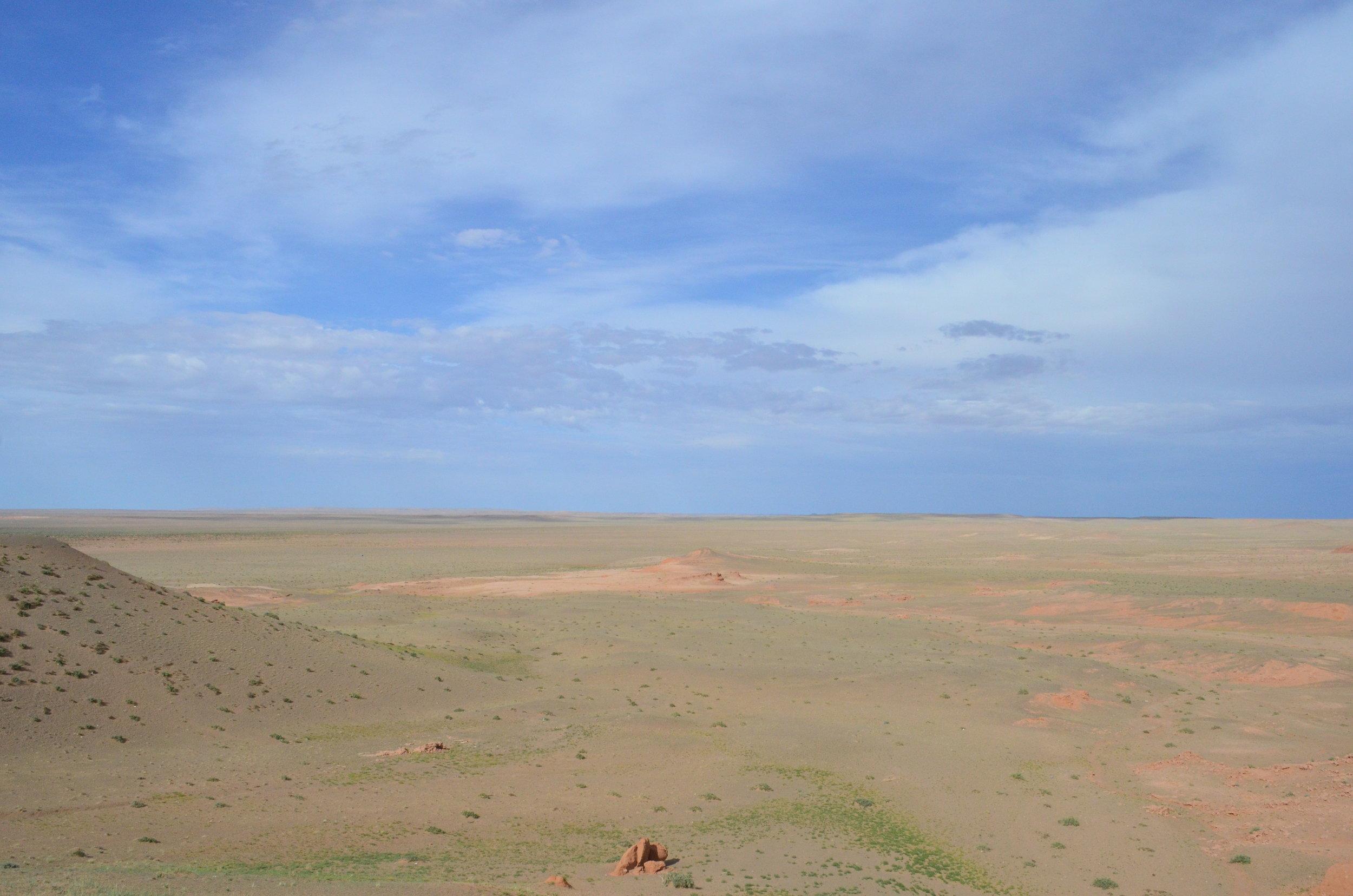 Endless-Open-Desert-Gobi