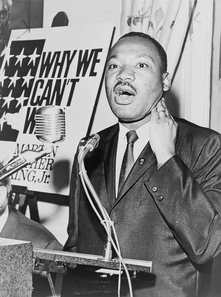 Public domain image, https://commons.wikimedia.org/wiki/File:Martin_Luther_King_Jr_NYWTS_4.jpg