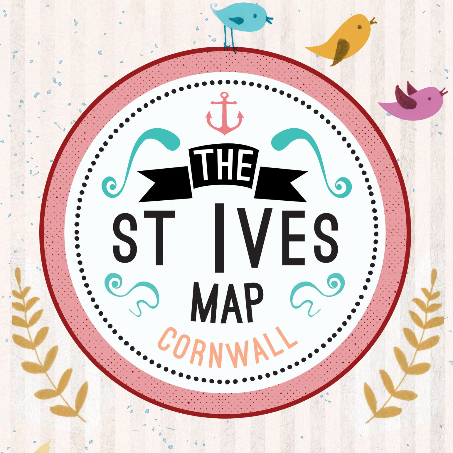 ST IVES MAP DOWNLOAD
