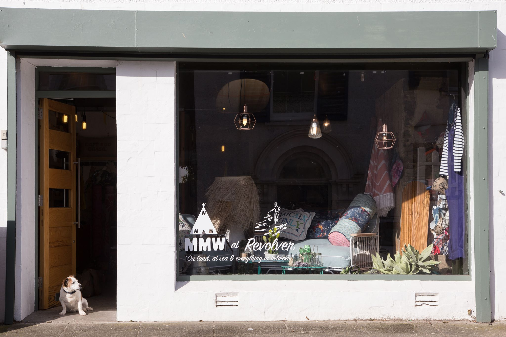 Check out new shops and cafe culture in Newquay -