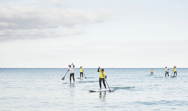 ST IVES WATERSPORTS - Daily Kayak, Coasteering and Paddleboard activities available from the watersports centre on Porthminster beach. Single and double kayak hire available from £10 per hour. Come and explore St Ives from the sea!01736 793938