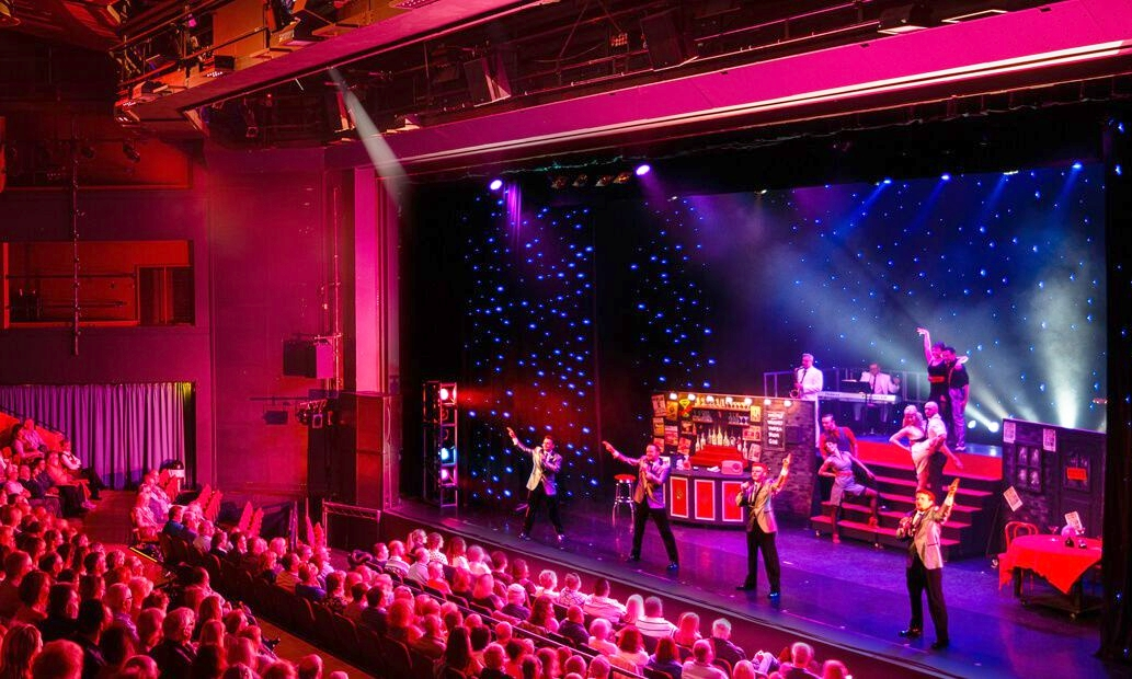 HALL FOR CORNWALL - Hall For Cornwall is a thriving theatre in the heart of Truro, Cornwall. Staging everything from classical to rock concerts, and musicals to drama and comedy, there is always something to experience.01872 262466