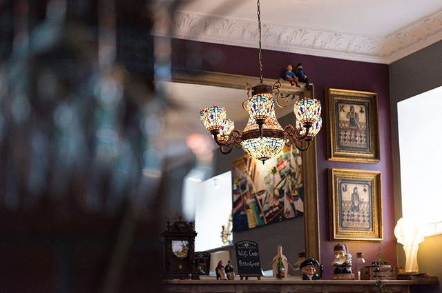 BIER HUIS GRAND CAFE - Indulge in splendid surroundings and sample beers and spirits from a diverse Belgian cellar collection accompanied by a delightful menu of continental comfort food (not to mention eyeing up their charming glass collection!)01736 797074