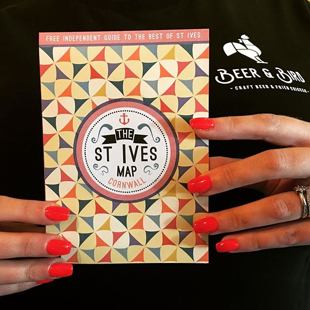 C O L O U R  P O P! ⠀ Look out for this year's St Ives Map when you're next in town and find all the best indie businesses, new and old!⠀ ⠀ #stives #independentbusiness #goindies #independentbusinesses #map #littlebirdieguides #adventure #supportlocal #buylocal #shoplocal #guide #UK #wander #explore #localguide #littlebirdietoldme #nailcolour #pinknails #cornwall #cornwallguide #lovestives #colourpop #design #illustration #repeatedpatterns