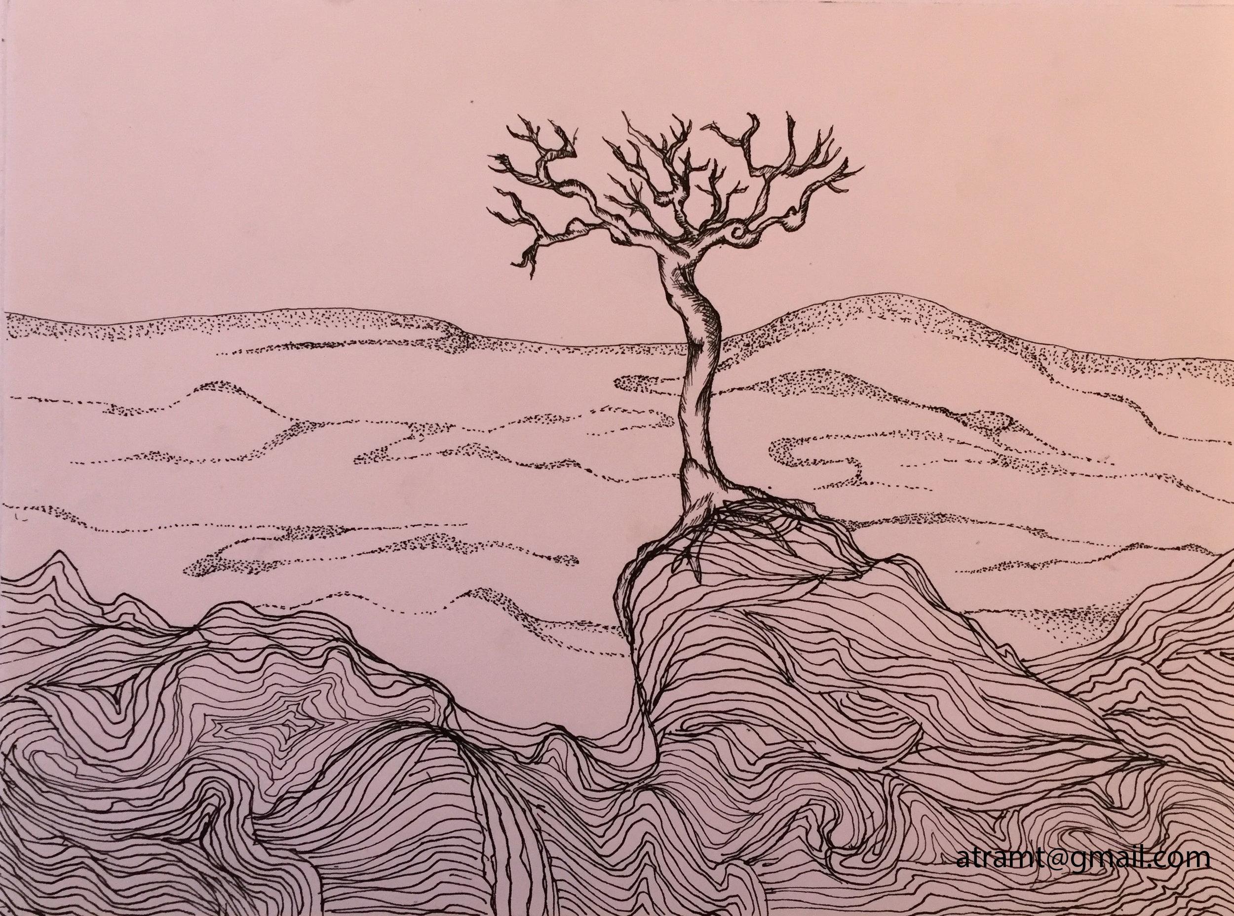 l'arbre 1974