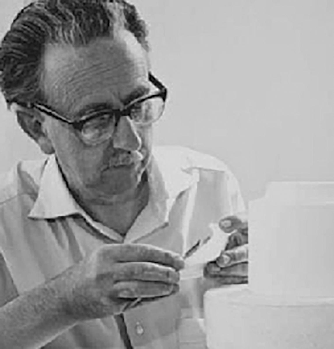 Designer Alan Luckham.