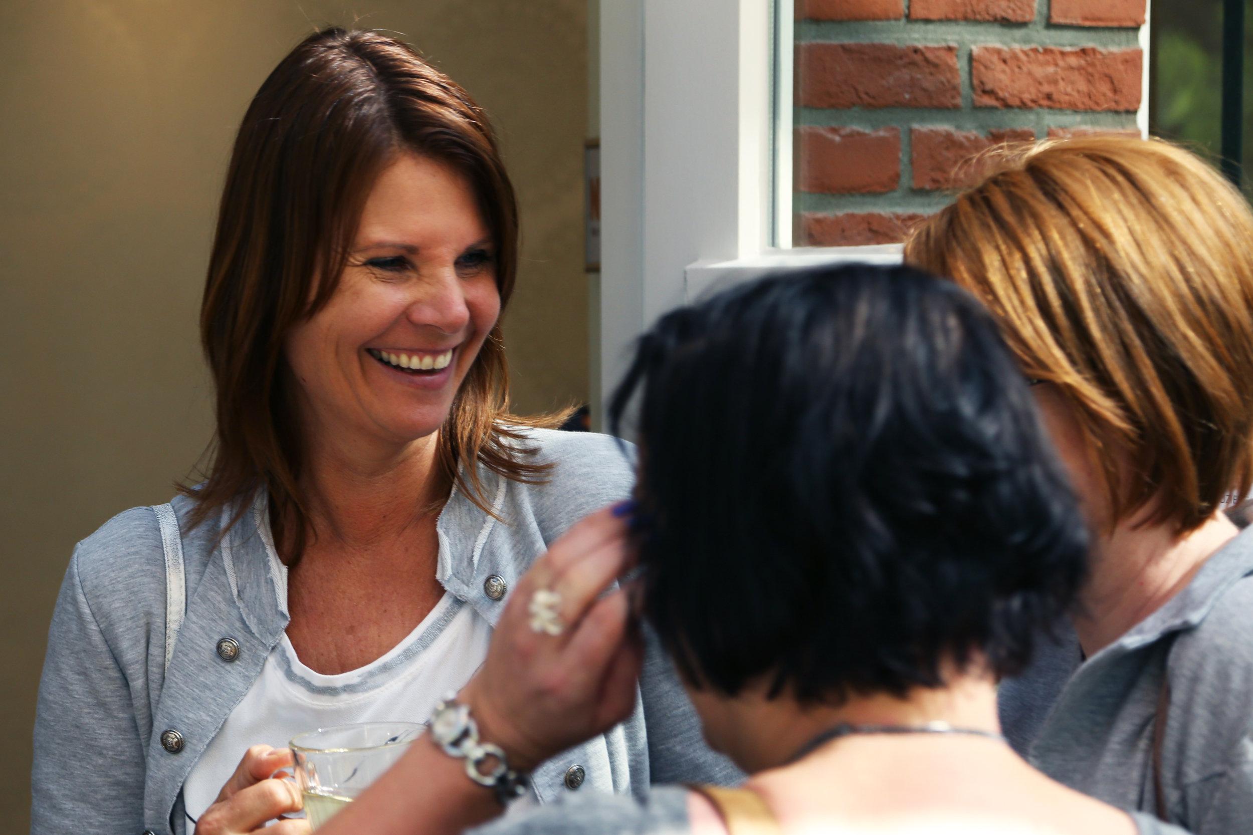 """Mama Vita  """"Het is erg leuk om te merken dat andere moeders er zo blij van worden als ze geweest zijn!"""""""