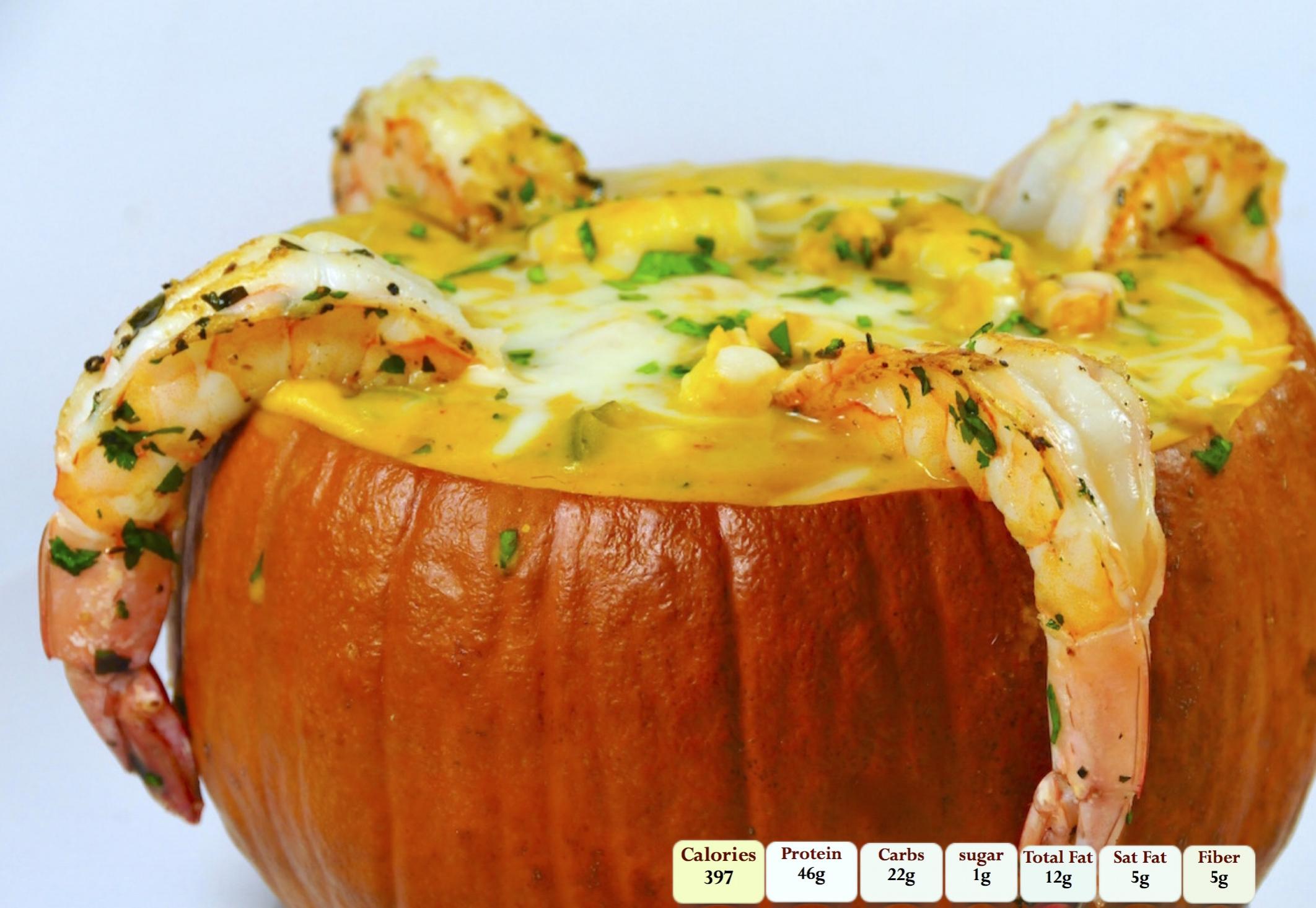 Stuffed Pumpkin With Shrimp Stew.jpg