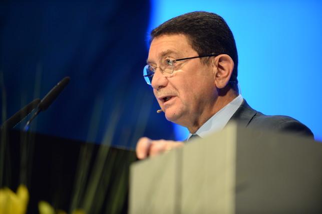 Former Secretary-General of UNWTO, Taleb Rifai.