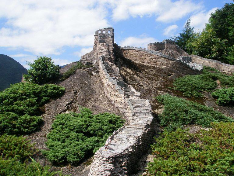 The Great Wall of China. Photo: DesktopBackground