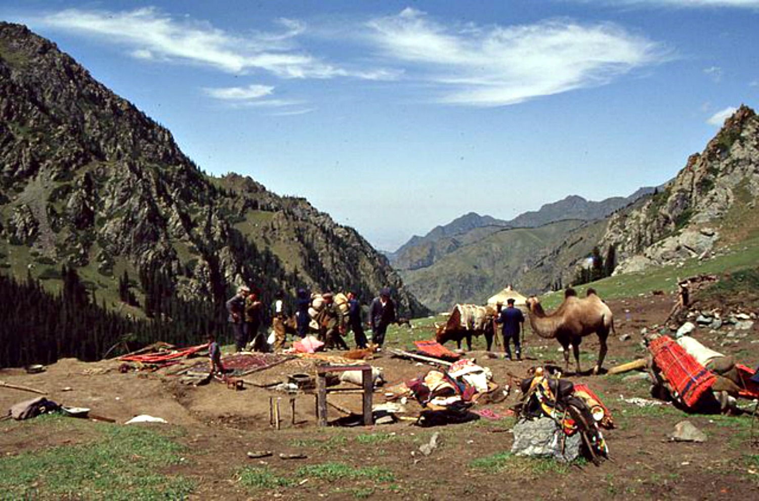 The Silk Road. Photo: fdecomite (Flickr)