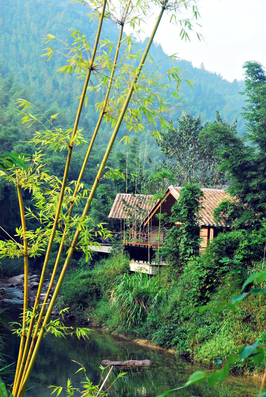 River lodges. Photo: Hitesh Mehta