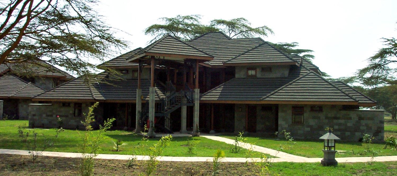 Simba Lodge in Kenya. Photos: Hitesh Mehta