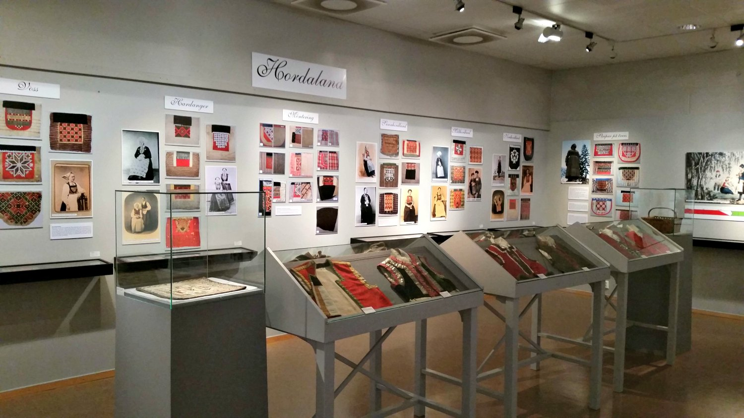 Overview of the exhibition