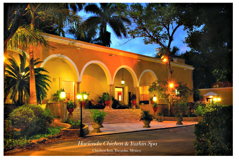Photo: Hacienda Chichen.