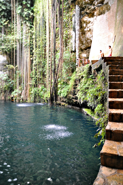 Cenotes. Photo: Hacienda Chichen