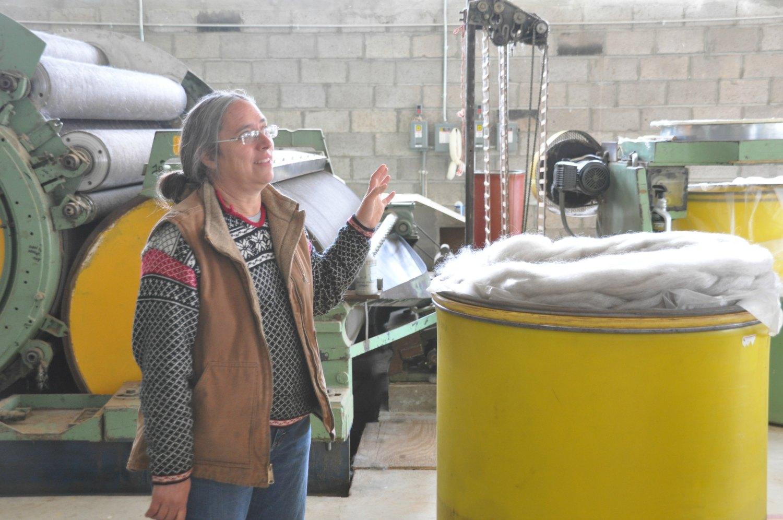 Mora Valley Spinning Mill, Director Carla Gomez. Photos: Meg Pier