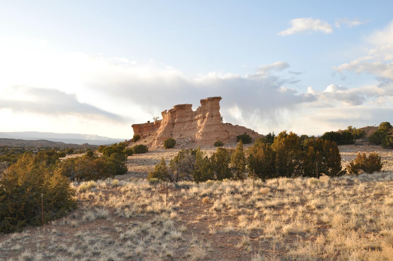 Camel Rock near Santa Fe. Photo: Meg Pier