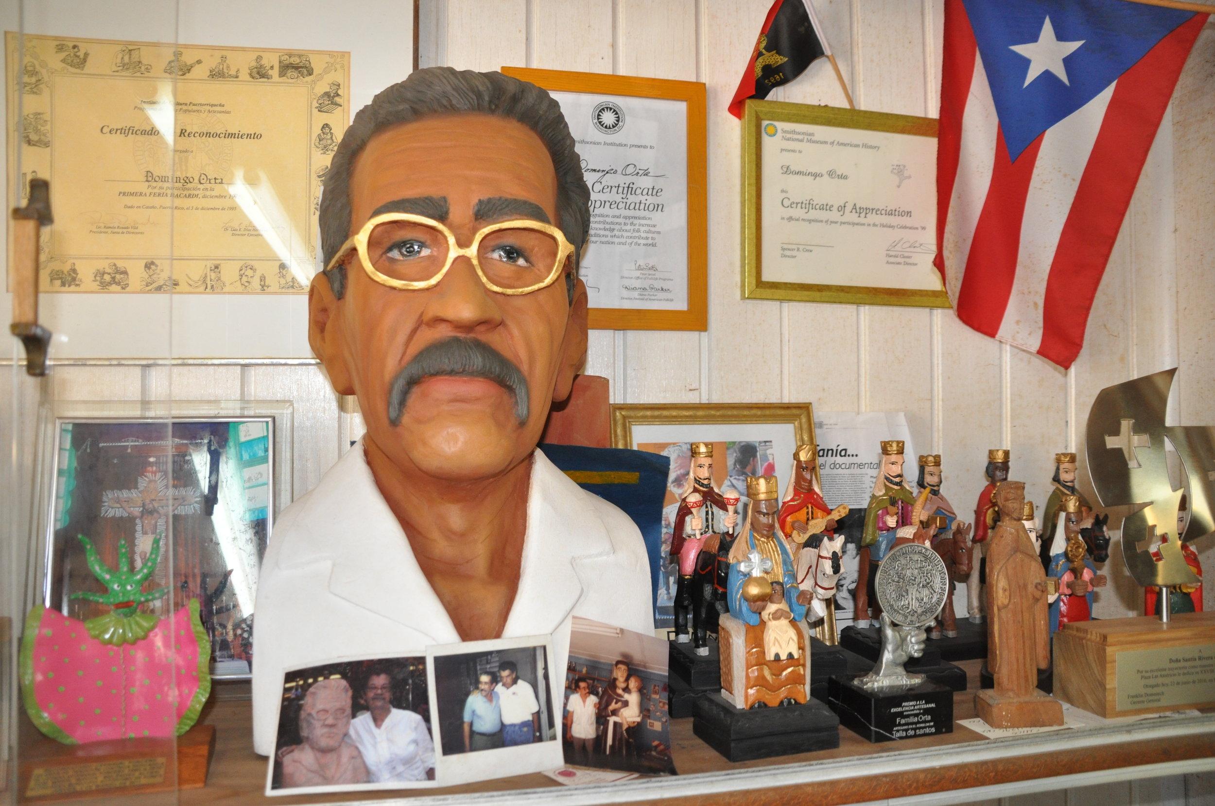 Puerto rico folk art