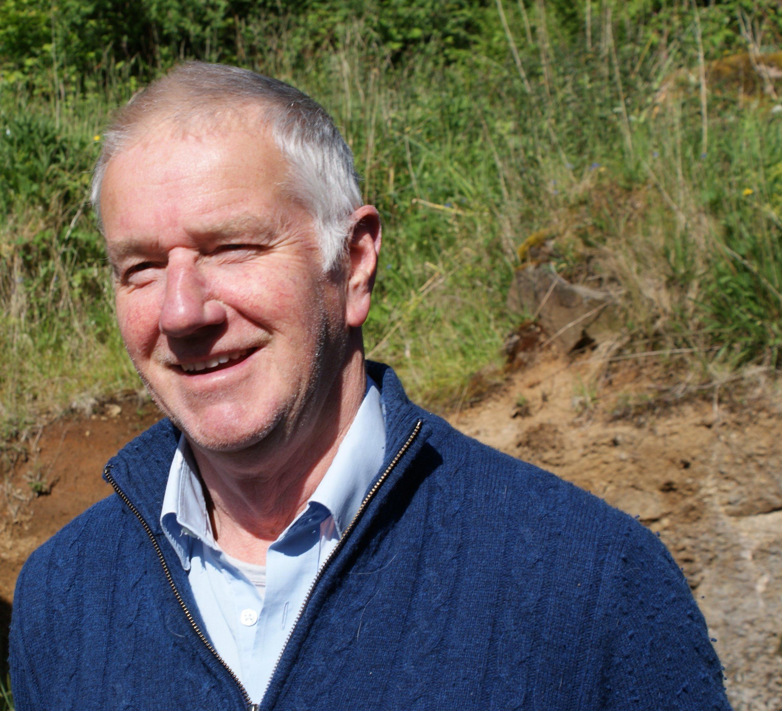 Iain Morrison, skipper of Turus Mara.