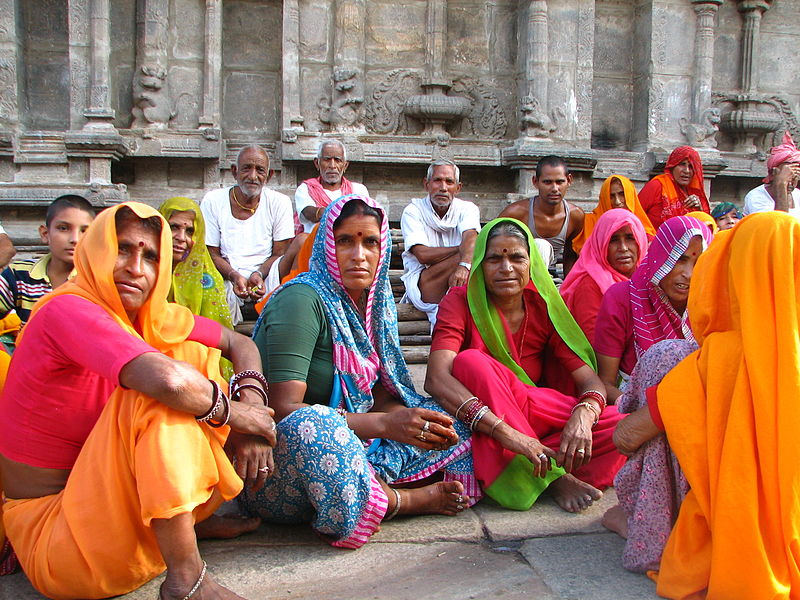 The banks of the Ganges River is a place of sacredness for many in India. Photo:mckaysavage (Flickr)