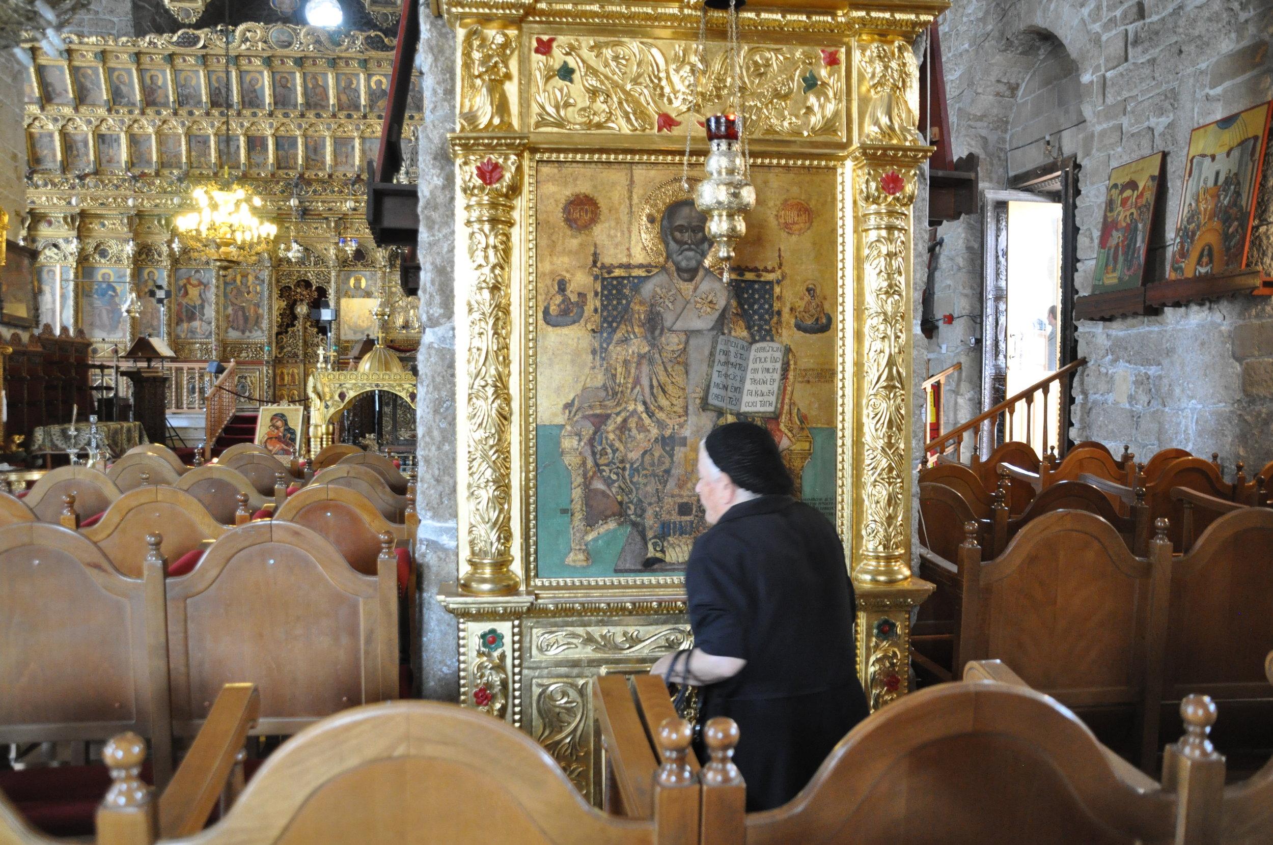 Pilgrimages span all faiths. Photo: Meg Pier