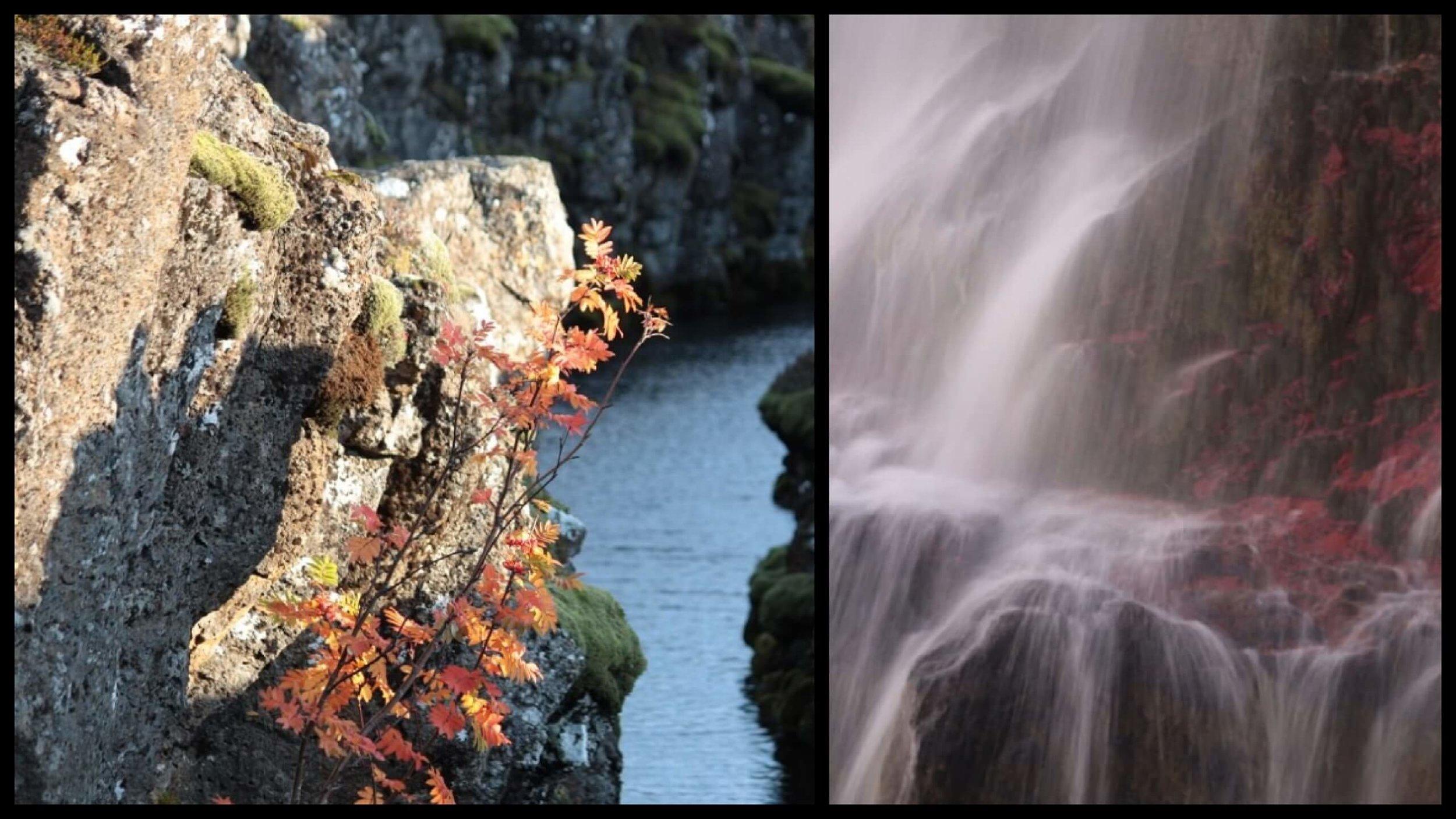 Beautiful Icelandic landscape and volcanic rock. Credit: Margret Hallmundsdóttir.
