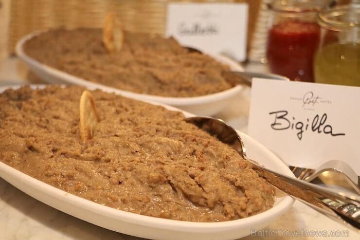 Bigilla (Bean dip). Photo credit: Baltic Travel News