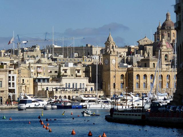 Valletta in Malta. Photo credit: Luigi Strano (2012)