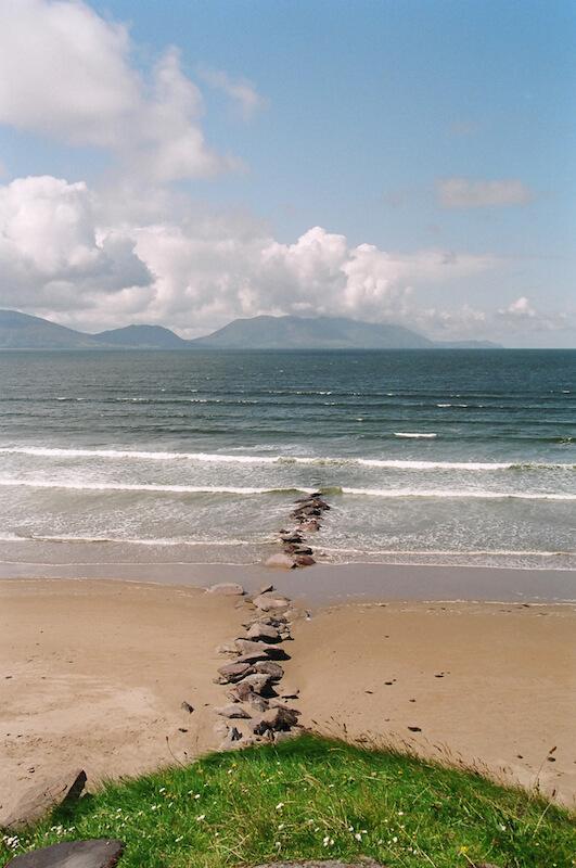 Irish coastline. Photo credit: Meg Pier