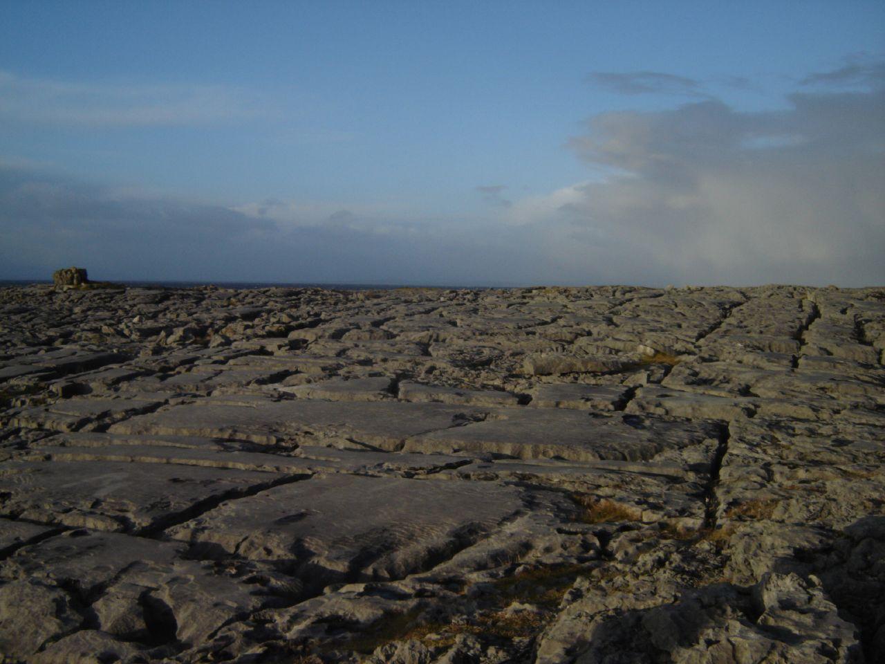 The Burren's lunar landscape. Photo: Creative Commons
