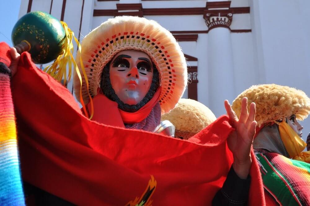 Who is that masked man? Learn about the Parachico Legend & more on Mexico's cultural traditions!    Read More